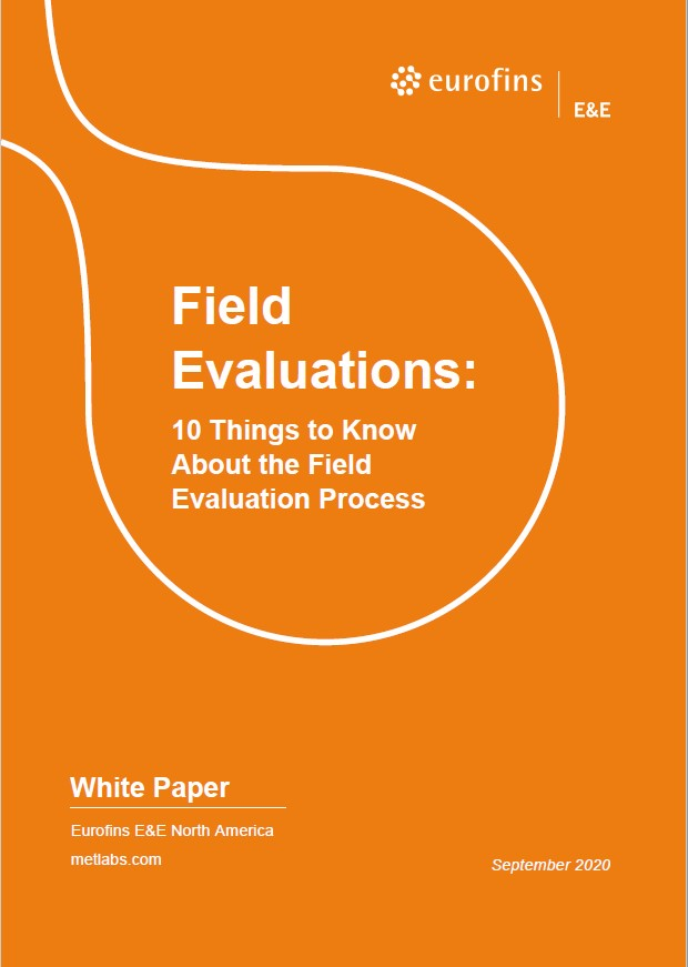 Field Evaluations White Paper